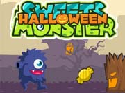 Sweets Monster Icon