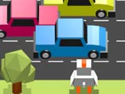 Crossy Traffic Icon