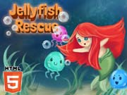 Jellyfish Rescue Icon